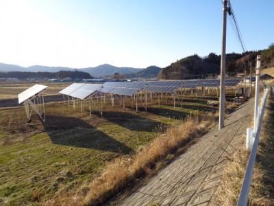 飯舘村(飯舘電力様設備)