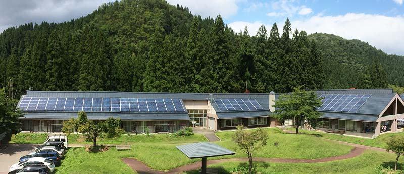 福祉施設 太陽光発電